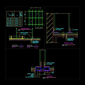 Deck-Autocad-Detail