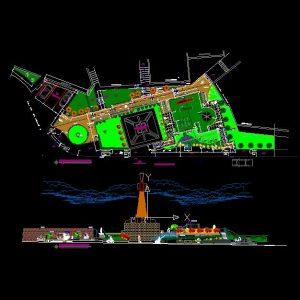 Park Architectural Plans