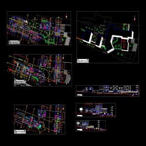 University Architecture Plan