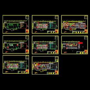 Hotel Architecture Autocad Plan 03 - www.IranDWG.com.jpg