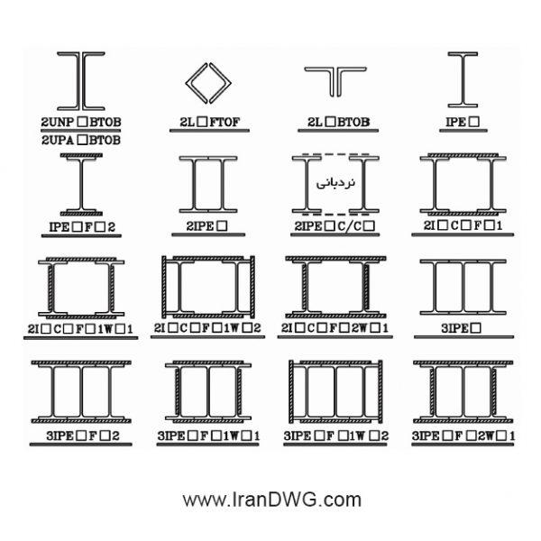مجموعه مقاطع ایرانی برای ایتبس 9.7