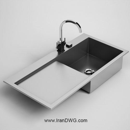 آبجکت مکس سینک ظرفشویی شماره 1