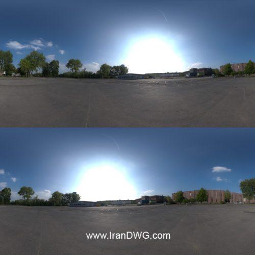 تصویر HDR با کیفیت شماره 1 برای استفاده در نرم افزار تری دی مکس و ...