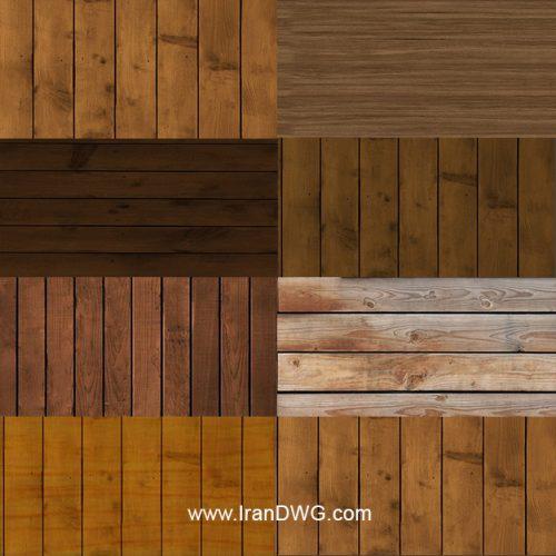 مجموعه تکسچر با کیفیت ترموود شماره 1 در طرح های مختلف