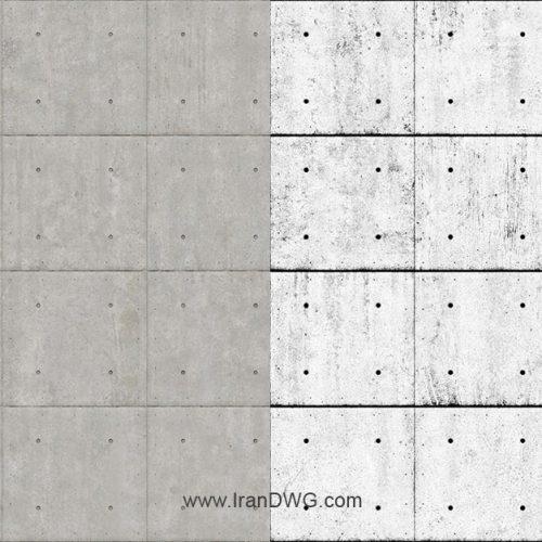 تکسچر باکیفیت تایل بتنی شماره 1 در طرح های متنوع ( 2 طرح متنوع )
