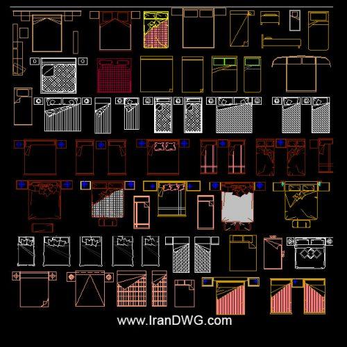 مجموعه بسیار جامع بلاک اتوکد مبلمان معماری شامل بیش از 23،000 مبلمان و بلاک اتوکد کاربردی شامل : مجموعه بلاک مبلمان مسکونی ، اداری ، آموزشی ، درمانی و ...
