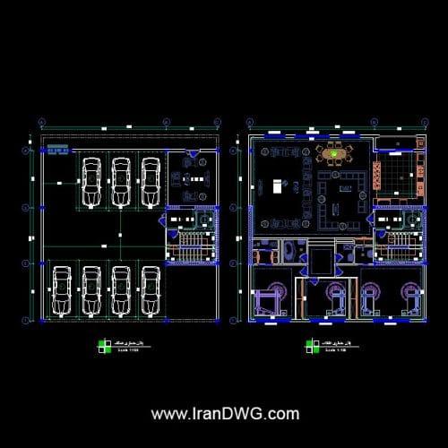 طراحی اجرایی پلان معماری ۱۵ در ۱۶ جنوبی تک واحدی شامل : پلان معماری طبقات و پارکینگ به همراه اندازه گذاری و مبلمان طراحی شده با استفاده از مجموعه بلاک مبلمان فول داینامیک طراحی شده توسط سامانه آنلاین طراحی ساختمان ایران | www.OnlineDWG.com مناسب برای شرکت های مشاور ، دفاتر مهندسی ، مهندسین ، دانشجویان و کارفرمایان محترم